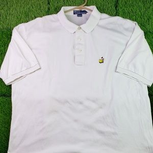 "Polo Ralph Lauren ""The Masters"" Embroidered Polo"